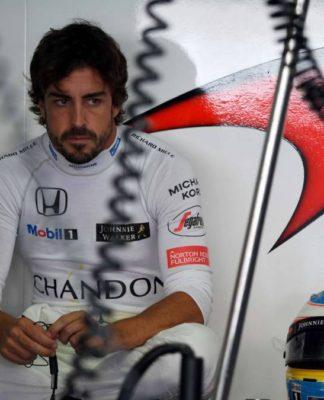 ¿Adónde iría Alonso si dejara Mclaren?