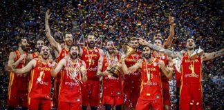 España campeón mundial